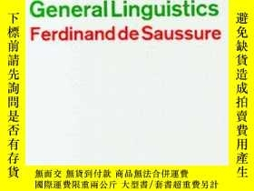 二手書博民逛書店Course罕見In General LinguisticsY2