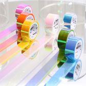 【BlueCat】雷射彩虹膜系列和紙膠帶