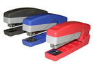 MAX 美克司 訂書機 HD-10V 藍 (訂書針/釘書機/釘書針)
