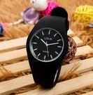超薄時尚夜光防水矽膠果凍手表 BS6586『伊人雅舍』
