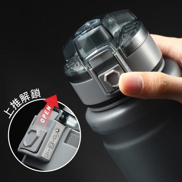 Tritan材質防摔彈跳運動水壺 TR8061