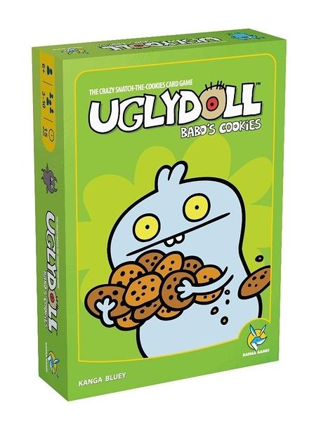 【KANGA GAMES】醜娃娃:八寶的餅乾 UGLYDOLL: Babo's Cookies 家庭益智派對桌上遊戲