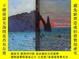 二手書博民逛書店The罕見Dream of French Paintings 法