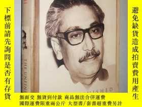二手書博民逛書店The罕見Unfinished Memoirs by Mujib