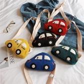 儿童斜背包包包小汽車斜背包2020兒童背包可愛男女寶寶洋氣個性側背潮包 春季新品