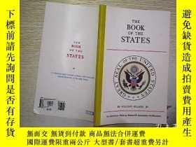 二手書博民逛書店THE罕見BOOK OF THE STATES .Y203004
