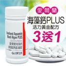 【大醫生技】愛爾蘭海藻鈣鎂D錠PLUS6...