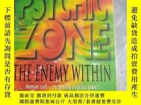 二手書博民逛書店THE罕見PSYCHIC ZONE(心靈地帶)Y6856 MAT
