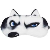 搞怪眼罩睡眠冰袋遮光緩解透氣