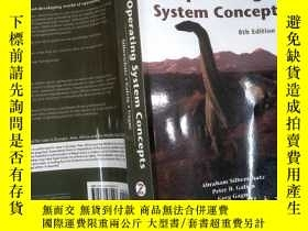 二手書博民逛書店Operating罕見System Concepts 8th Edition IIY198833 Abraha