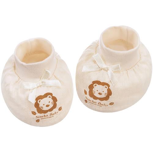 【奇買親子購物網】小獅王辛巴simba有機棉護腳套
