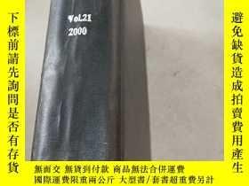 二手書博民逛書店polymer罕見composites Vol.21 2000