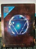 影音專賣店-Q00-1261-正版BD【鋼鐵人3 3D單碟】-藍光電影 藍光盒裝無海報
