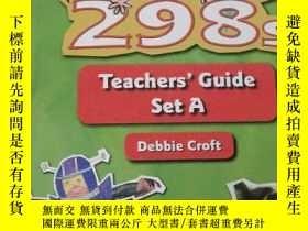 二手書博民逛書店teachers罕見guide set a教師指南集aY2358
