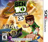 3DS Ben 10 Omniverse 2 少年駭客:全面進化 2(美版代購)