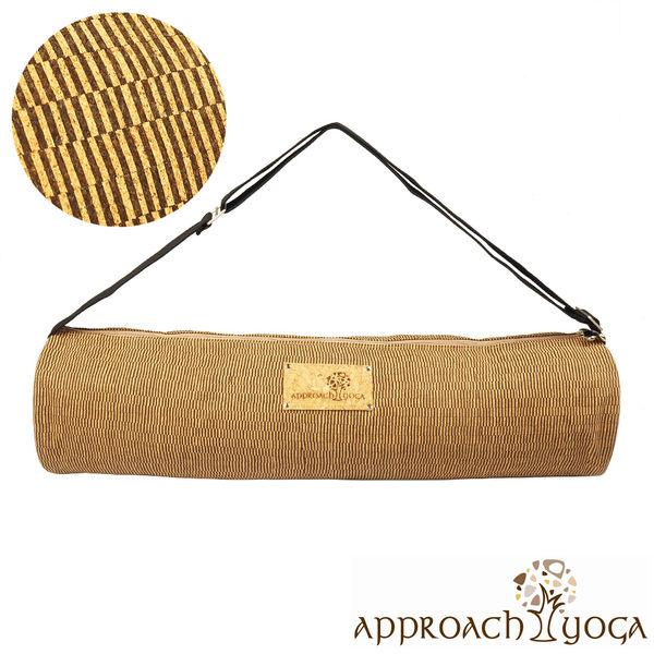 approach yoga 自然風瑜珈背袋-天然葡萄牙軟木(5種款式) 瑜珈袋/瑜珈包/瑜珈背包/軟木包