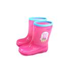 粉紅豬小妹 Peppa Pig 雨鞋 桃紅色 中童 童鞋 PG8577 no842