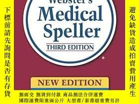 二手書博民逛書店Merriam-Webster's罕見Medical Spell