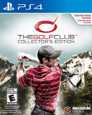 PS4 The Golf Club: Collector s Editio 高爾夫俱樂部(美版代購)