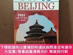二手書博民逛書店DK罕見Eyewitness Top 10 Travel Guide: BeijingY269331 Andr