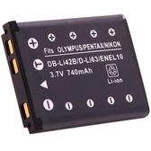 Kamera Fujifilm NP-45 高品質鋰電池 JV100 JV110 JV105 JV150 JV155 JV160 JV200 JV250 JV300 保固1年 NP-45A NP45