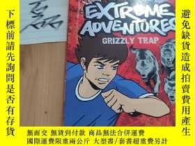 二手書博民逛書店extreme罕見adventures grizzly trapY15335 見圖 見圖