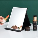 化妝鏡 鏡子化妝鏡折疊臺式便攜隨身高清學生宿舍公主女大小號桌面梳妝鏡【快速出貨八折鉅惠】