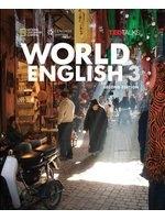 二手書博民逛書店《World English 3: Student Book/Online Workbook Package》 R2Y ISBN:9781305089525
