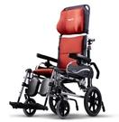 康揚 鋁合金-躺式輪椅-骨科腳靠 水平椅...