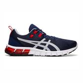 Asics GEL-Quantum 90 [1021A123-003] 男鞋 運動 休閒 慢跑 舒適 輕量 耐磨 深藍