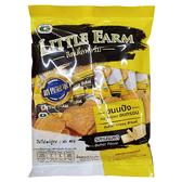 泰國LITTLE FARM甜奶油吐司餅【愛買】