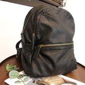 正韓 KR DAAD 真皮後背包 柔軟細緻材質 背包 韓國東大門直送 熱烈預購中【FuLee Shop 服利社】