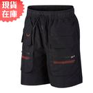 【現貨】NIKE Engineered Utility 男裝 短褲 休閒 工裝 Jordan 23 抽繩 黑【運動世界】CN7299-011