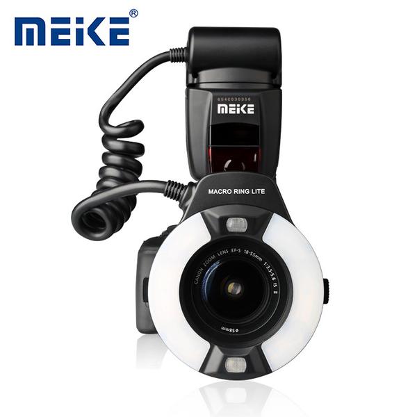 ◎相機專家◎ Meike 美科 MK-14EXT Canon 環形閃光燈 TTL 環閃 微距近拍 MK14EXT 公司貨
