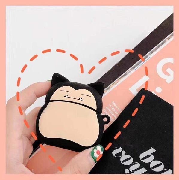 卡比獸airpods保護套防摔堅固卡比獸Airpods pro保護套防塵神奇寶貝airpods12代送禮卡比獸pro 露天拍賣