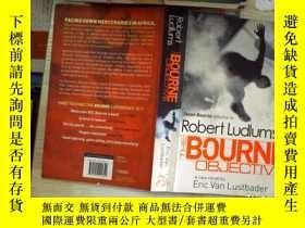 二手書博民逛書店The罕見Bourne Objective伯恩目標Y261116