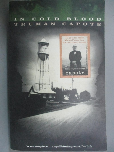 【書寶二手書T1/原文小說_IKV】In Cold Blood: A True Account of a Multiple Murder and Its Consequences_Capote, Truman
