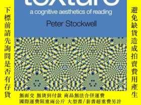 二手書博民逛書店Texture罕見- A Cognitive Aesthetic
