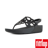 【FitFlop TM】BUMBLE TM CRYSTAL BACK-STRAP SANDAL(黑色)
