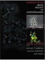 二手書博民逛書店《Brock Biology of Microorganisms (International Edition)》 R2Y ISBN:0130491470