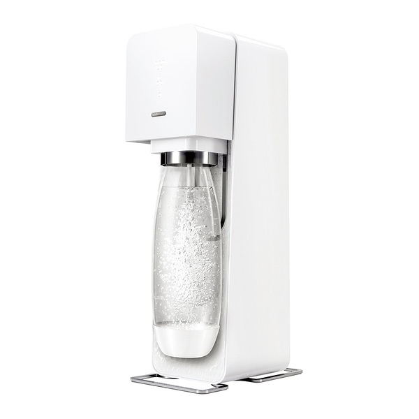 英國Sodastream-Source Plastic氣泡水機(白)