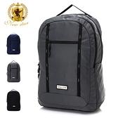 時尚簡約防水雙層後背包包 筆電包 電腦包 男 女 男包 現貨 NEW STAR BK291
