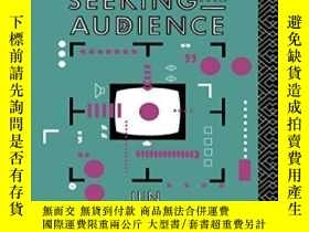 二手書博民逛書店Desperately罕見Seeking The AudienceY255562 Ien Ang Routle