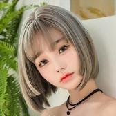 假髮 公主切短發bobo頭圓臉姫カット姬發式韓國網紅