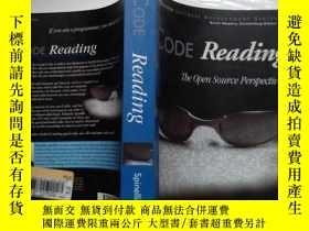 二手書博民逛書店CODE罕見Reading:the open source pe
