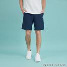 【GIORDANO】 男裝3M輕薄運動短褲 - 05 深花藍