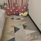 北歐地毯臥室網紅同款可愛房間全鋪滿客廳床邊茶幾ins地墊大面積WD 小時光生活館