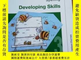 二手書博民逛書店Nelson罕見Spelling - Developing Sk