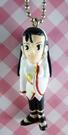 【震撼精品百貨】日本精品百貨-手機吊飾/鎖圈-格鬥系列-手機吊飾-白衣