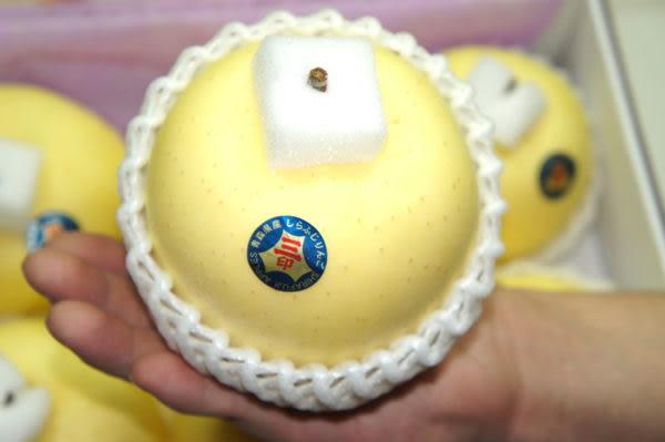 ♥((德記水果禮盒))♥日本青森特選金星蘋果8顆裝